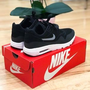 Nike Air Max 1 Ultra in Black (Women's 6.5)